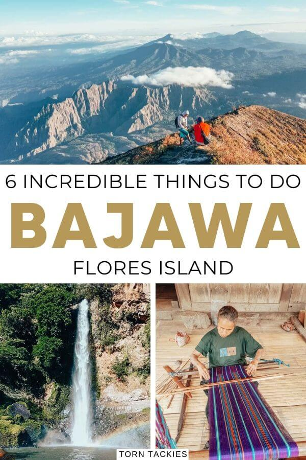 Things to do in Bajawa, Flores Island, Indonesia - Torn Tackies Travel Blog