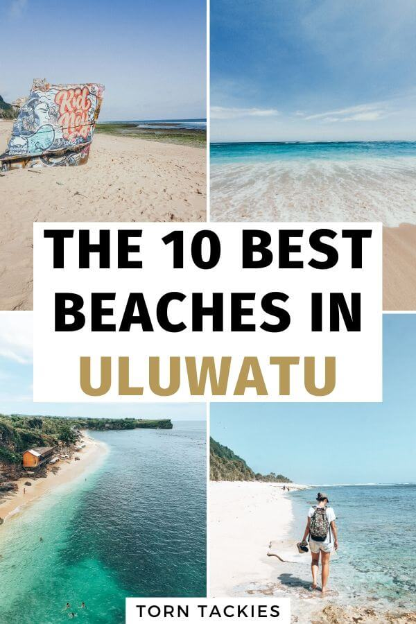 Best beaches in Uluwatu Bali to swim and surf - torn tackies travel blog