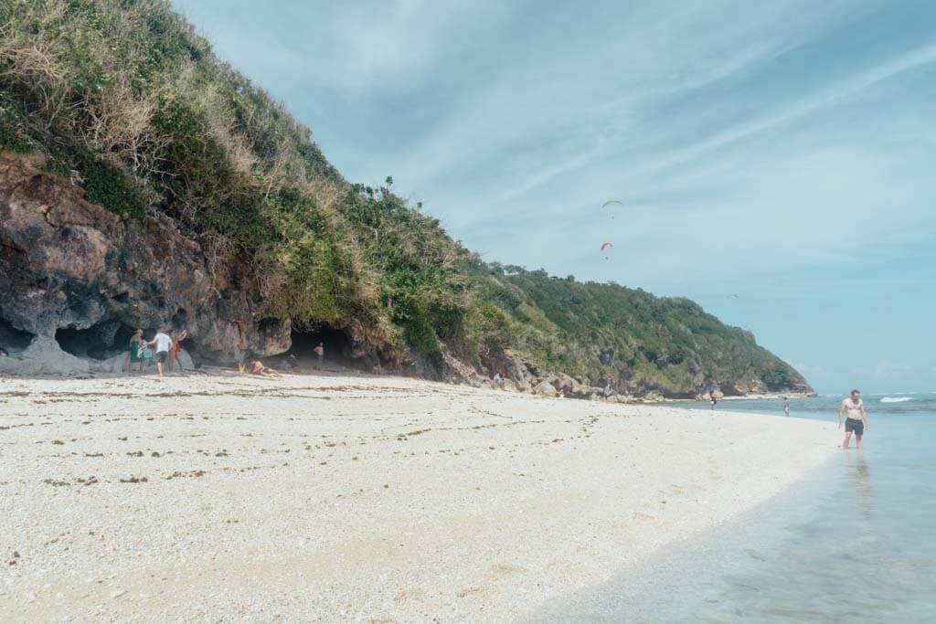 Is Green Bowl Beach the best surfing beach in Uluwatu