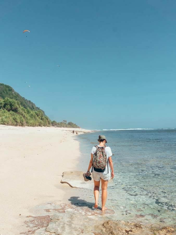My favorite beach in Uluwatu