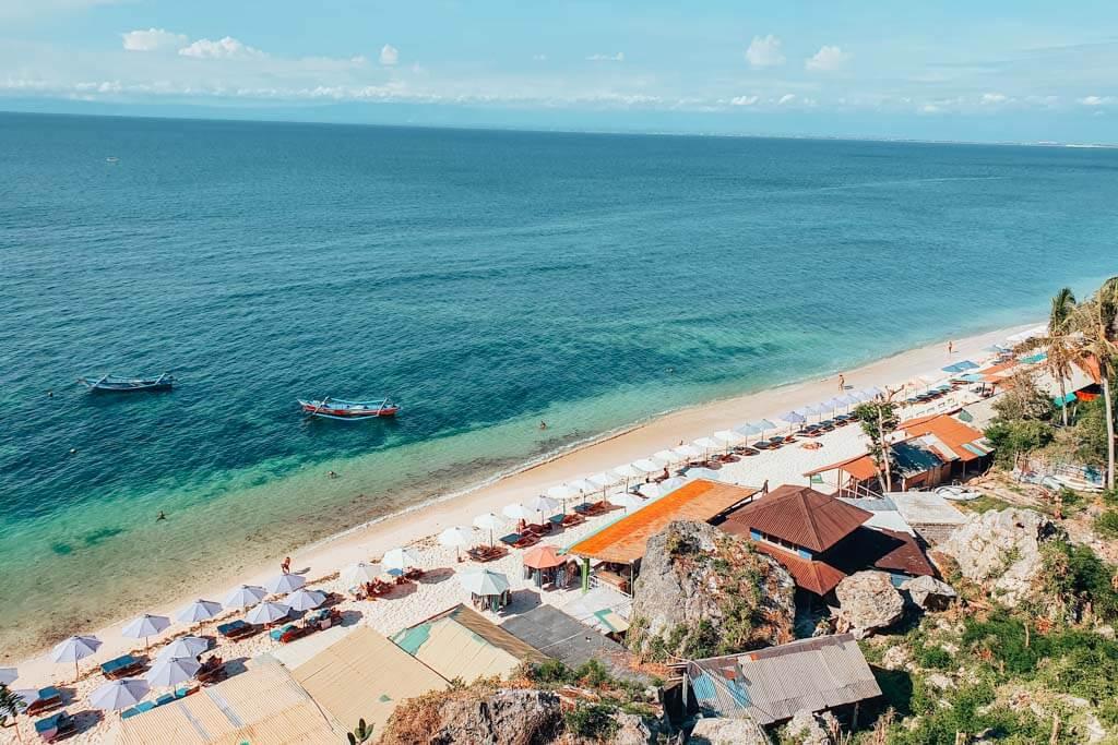Thomas Beach is one of the best Uluwatu Beaches