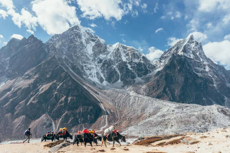 14 Day Everest Base Camp trek itinerary