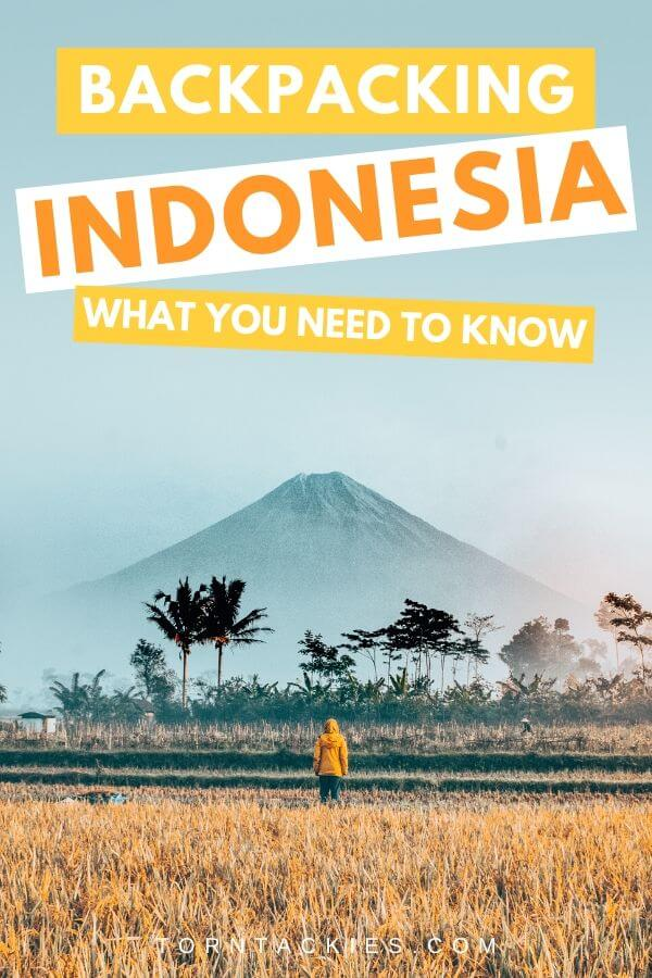 Backpacking Indonesia, Asia - Torn Tackies Travel Blog