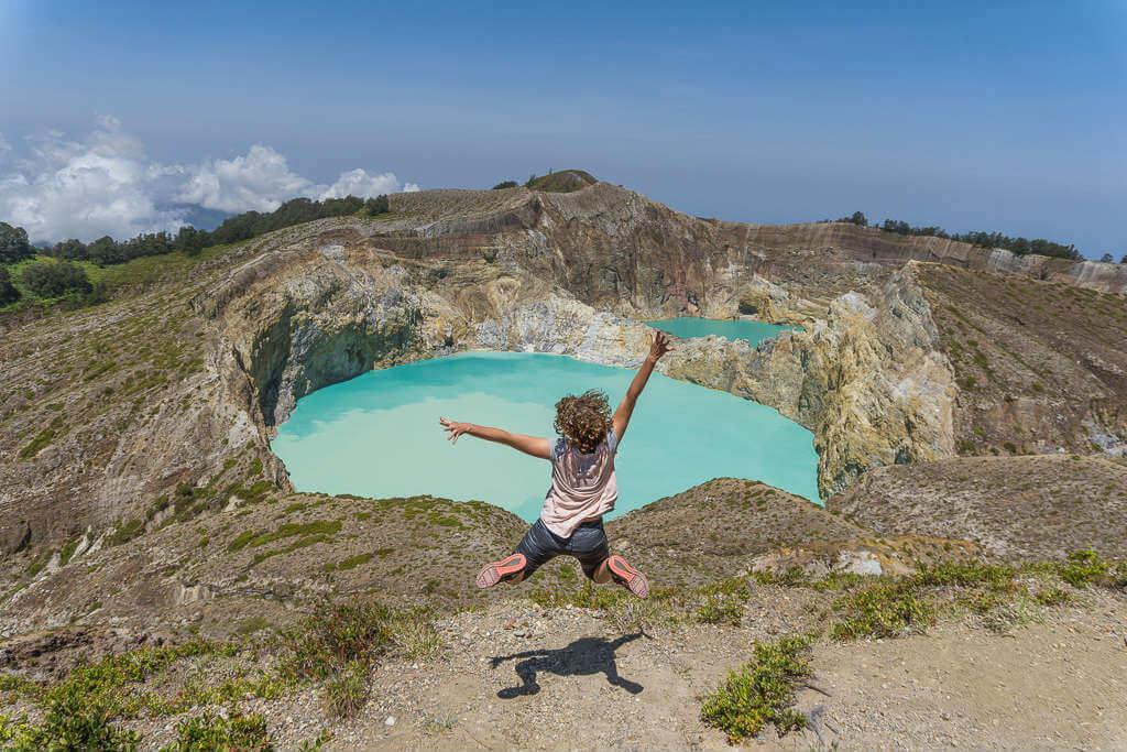Best backpacking activities in Indonesia