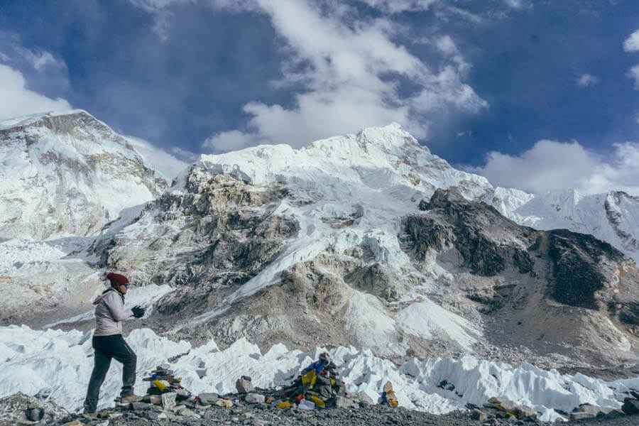 Everest Base Camp trek itinerary for 12 days