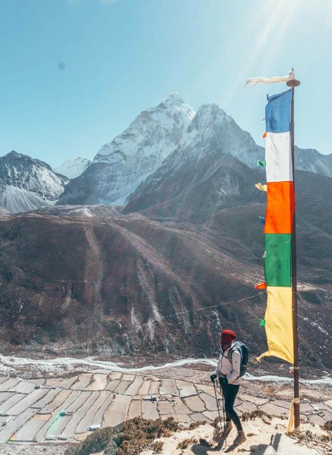 Everest Base Camp trek tours