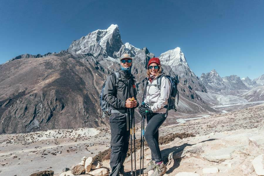 Everest Base Camp trekking time