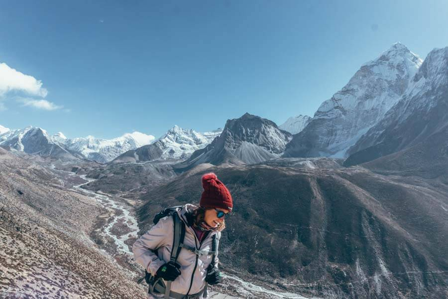How difficult is it to trek to EBC