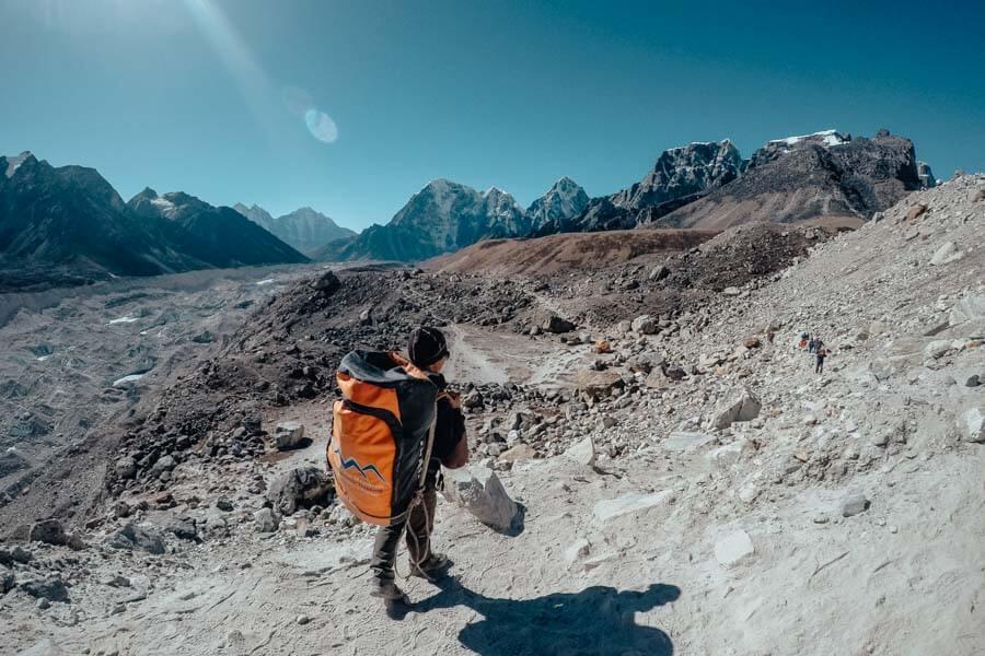 Tour operator in Everest Base Camp trek
