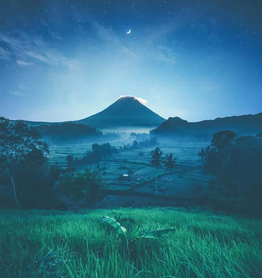 Bukit Cinta Near Sidemen Bali