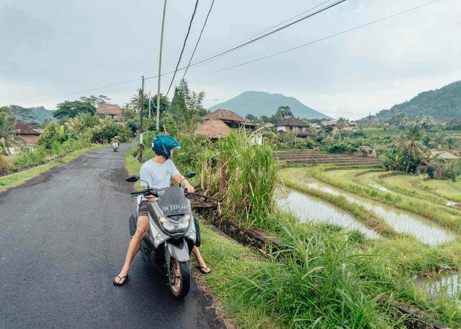How to get to East Bali