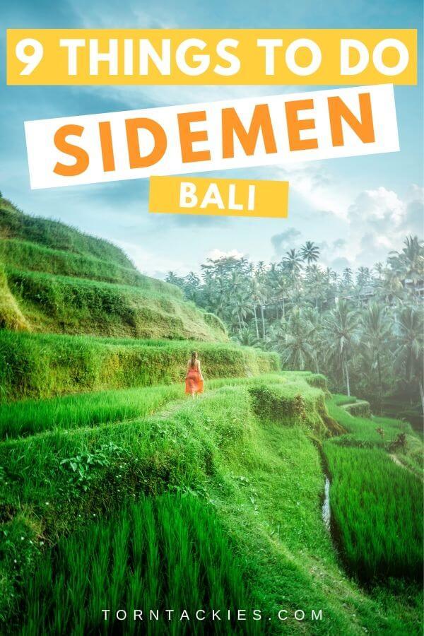 Things to do in Sidemen Bali - Torn Tackies Travel Blog