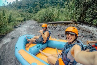 Ultimate Guide To White Water Rafting in Bali Telaga Waja River