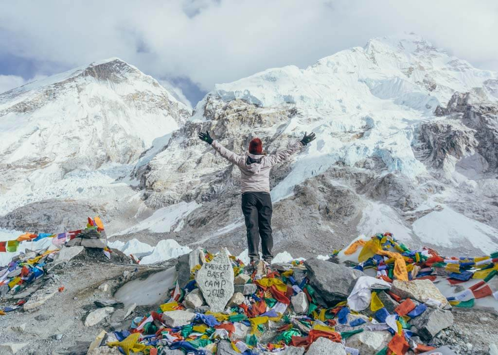 Everest Base Camp and Island Peak trek