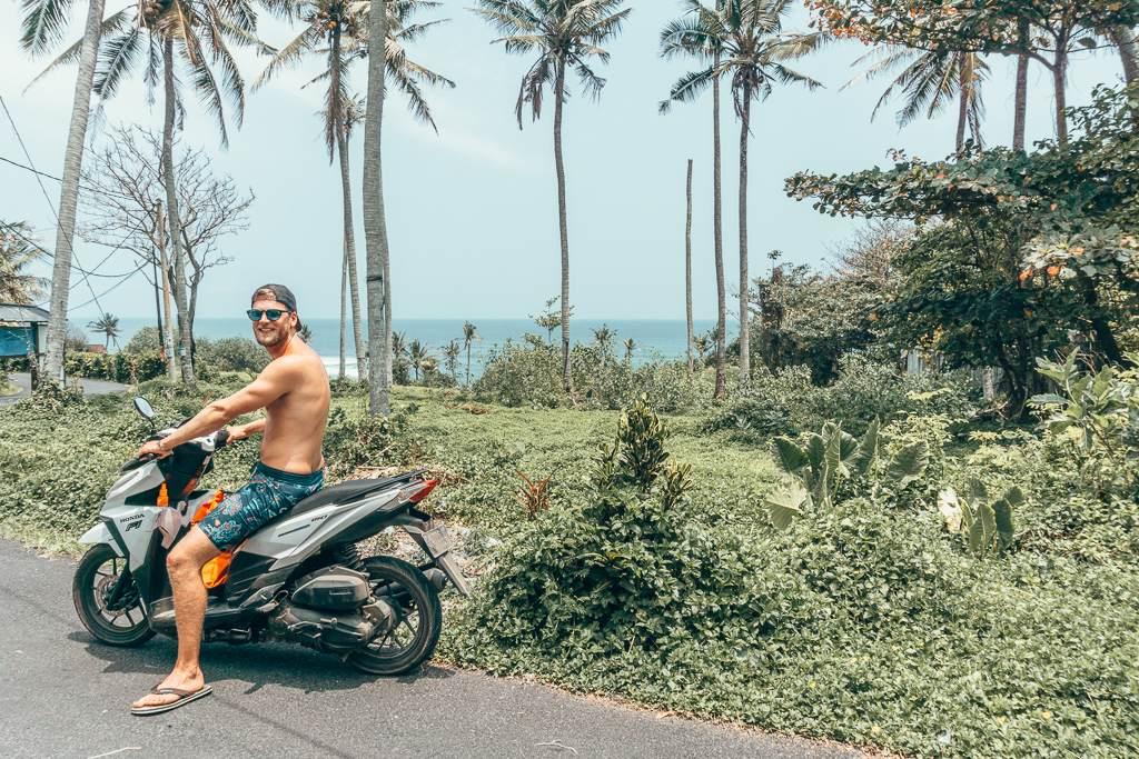 How to get to Balian Beach Bali