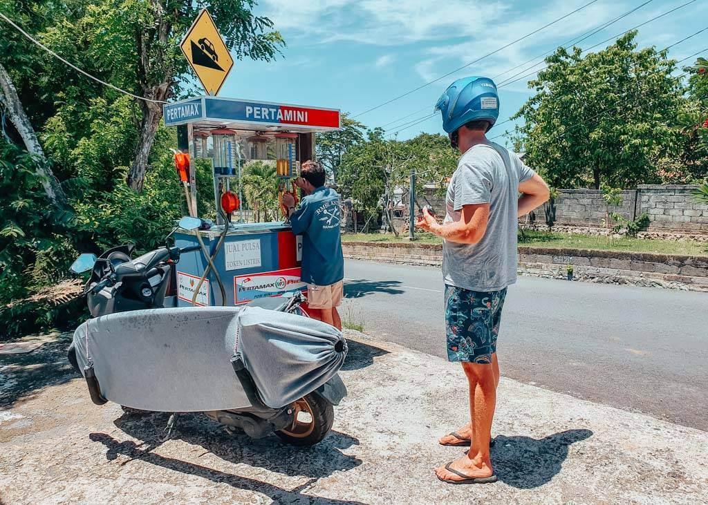 Where is Balangan Beach Bali