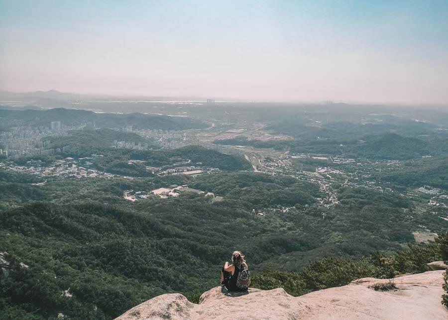 Best Bukhansan hiking trail
