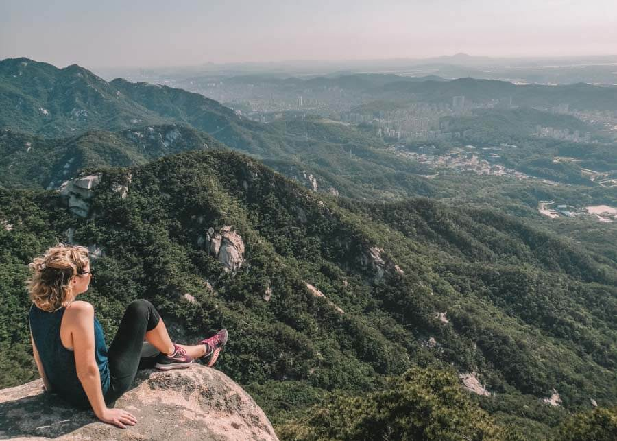 Best hiking day trips from Seoul, South Korea