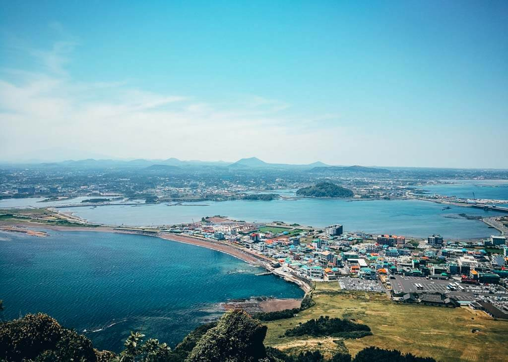 Best places to visit from Seoul, Korea
