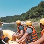 All You Need To Know About River Rafting in Korea