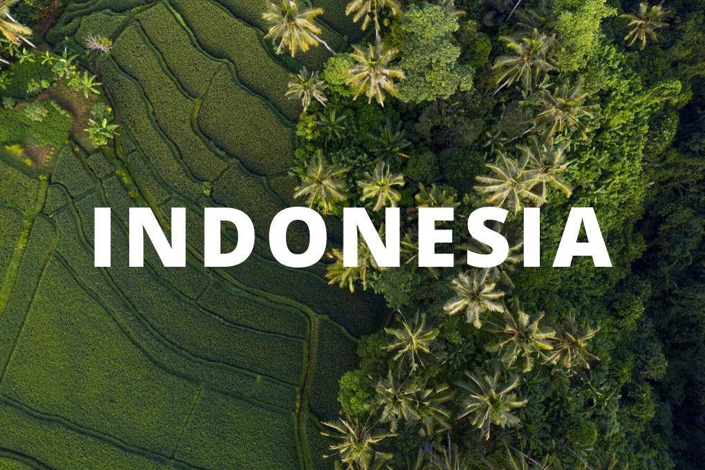 Adventure travel in Indonesia