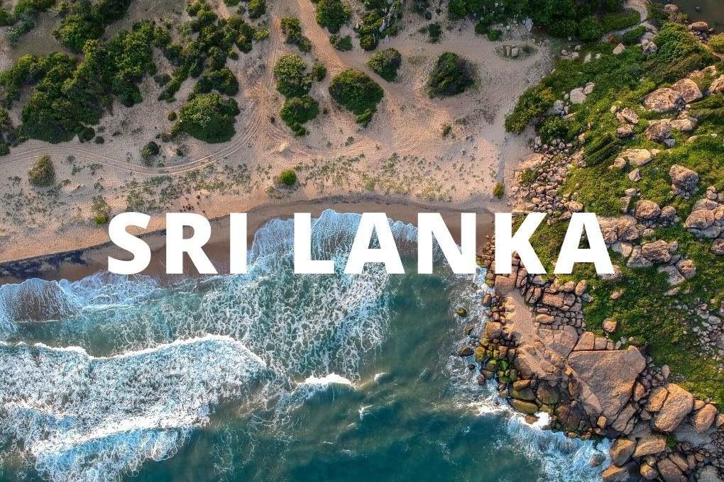 Backpacking Sri Lanka in Asia