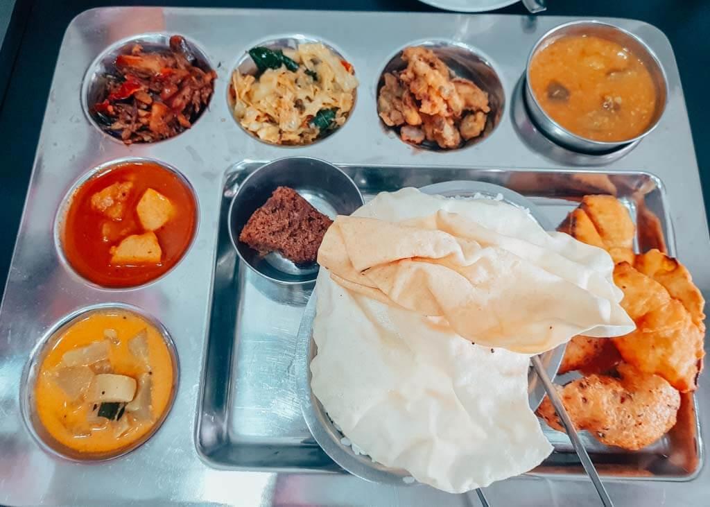Restaurants in Kandy