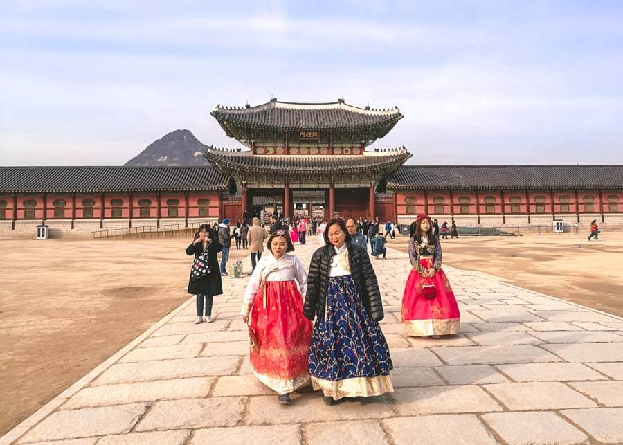Seoul 5 day itinerary