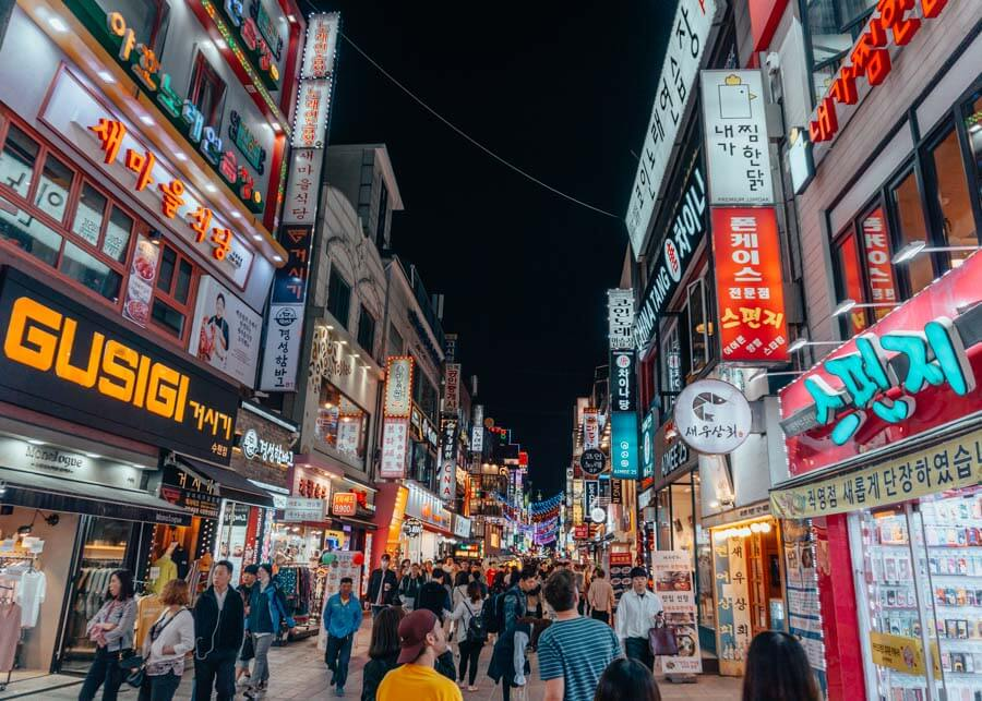Seoul bucket list