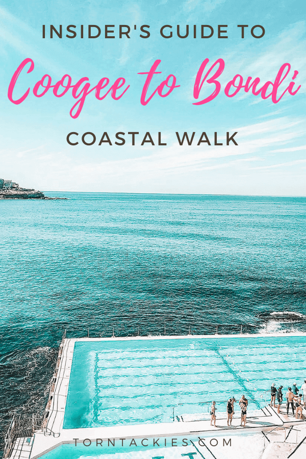 Bondi to Coogee walk in Sydney, Australia. The best coastal walk in Sydney
