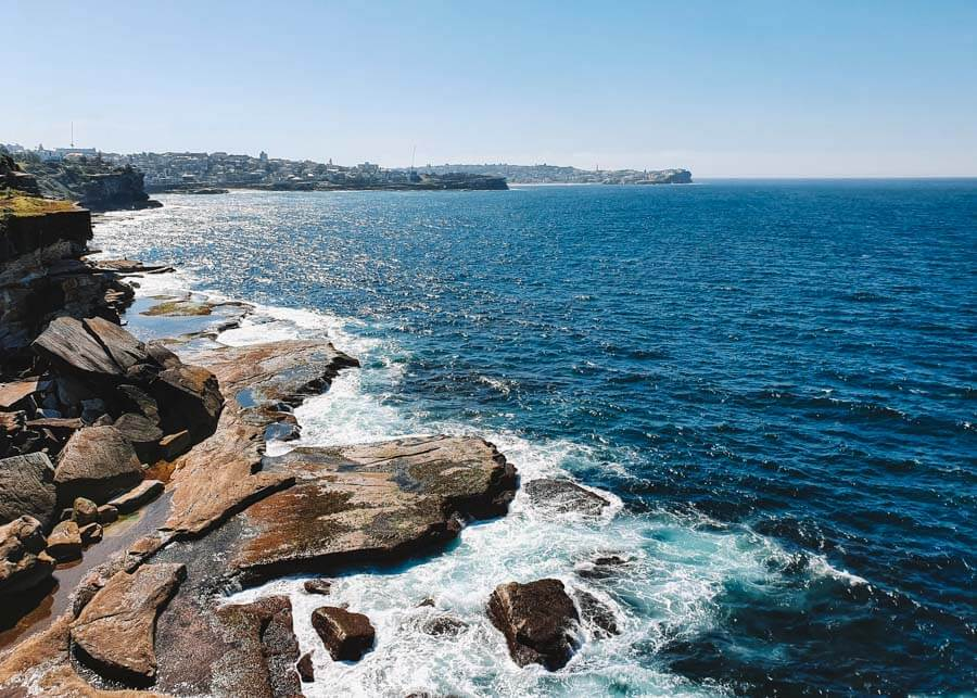 Shark Point in Sydney, Australia