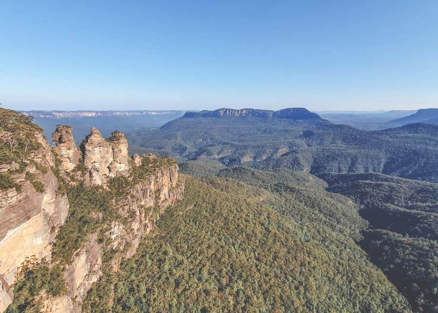 2 day Blue Mountains itinerary