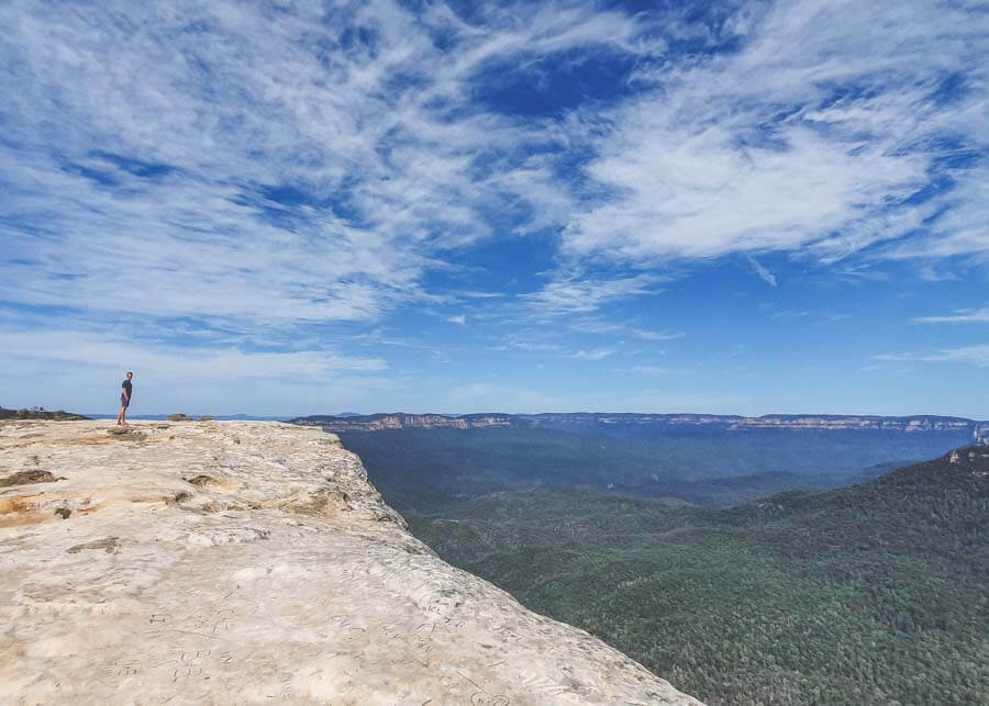 Best Lookout spots for Blue Mountains itinerary