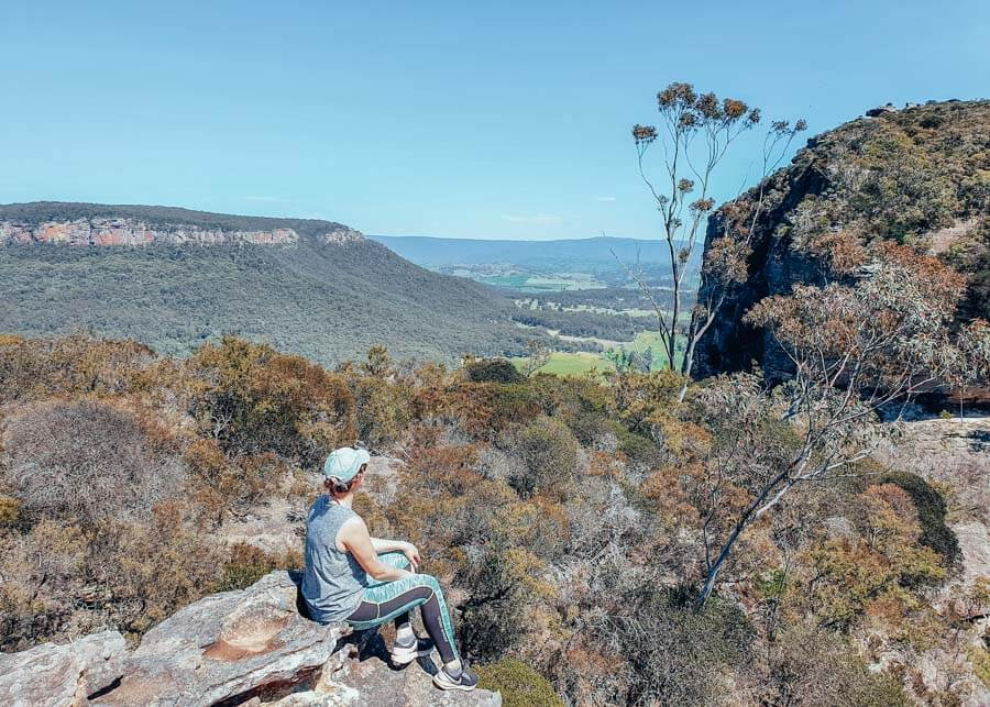 Best hike in Blue Mountains National Park