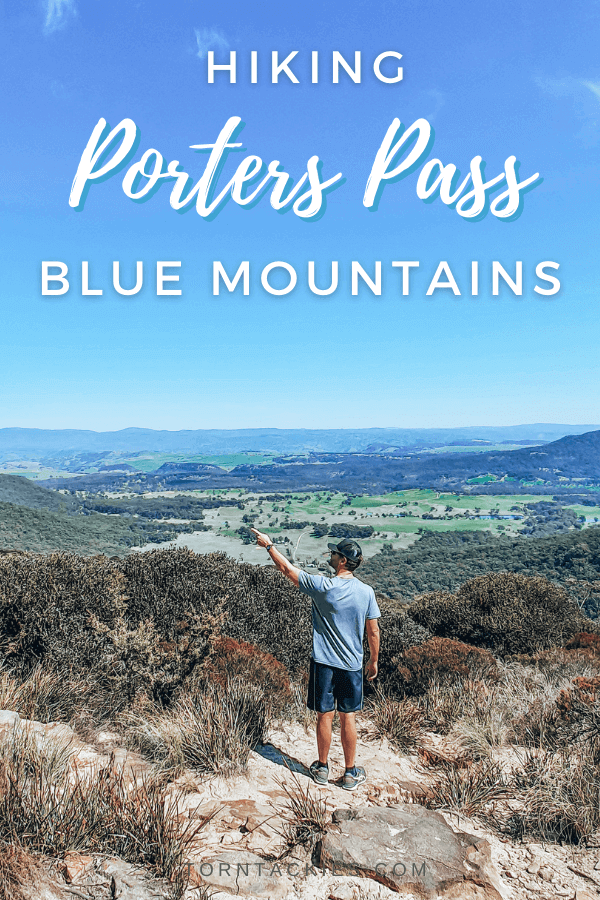 Hiking in the Blue Mountains, Sydney, Australia - Torn Tackies Travel Blog