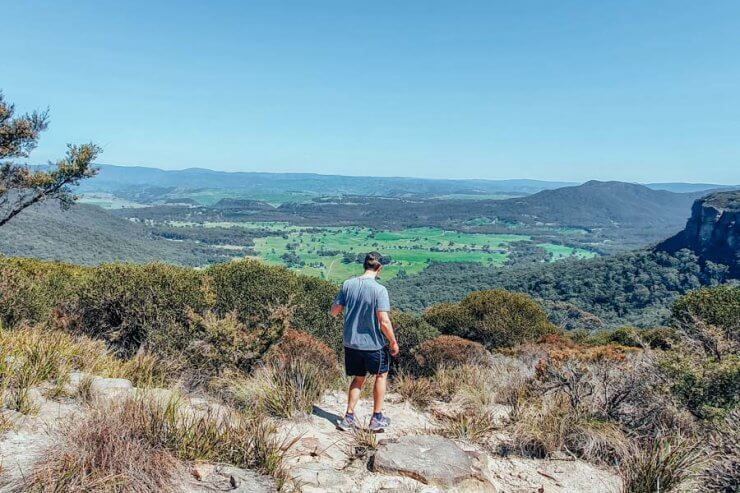 Porters Pass and Colliers Causeway Hike Off The Beaten Track in The Blue Mountains