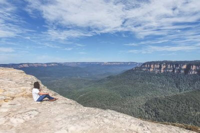 The Perfect Blue Mountains Itinerary for a Weekend Getaway Torn Tackies