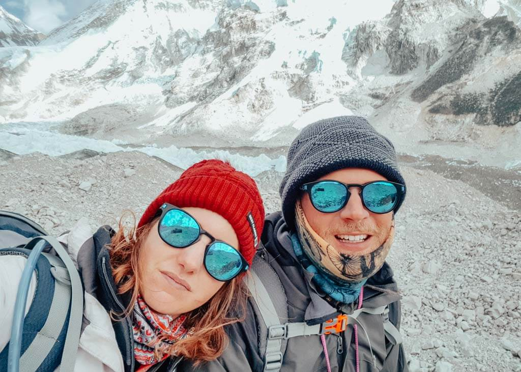 Everest Base Camp and diamox