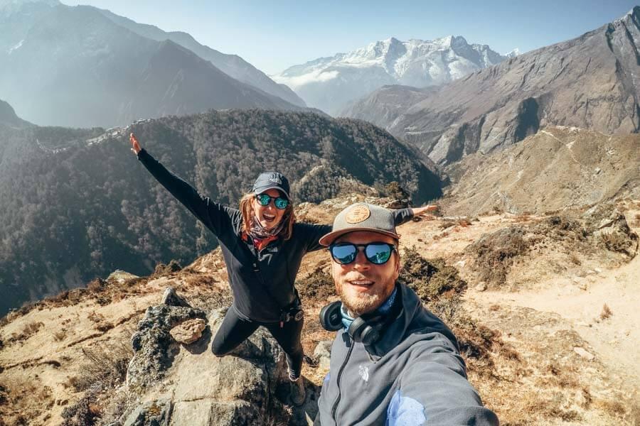 Gopro Camera for Everest Base Camp
