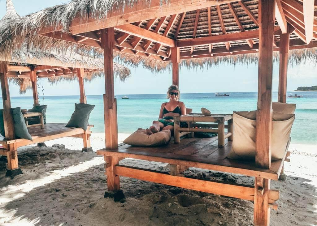 Bali bucket list in Gili T