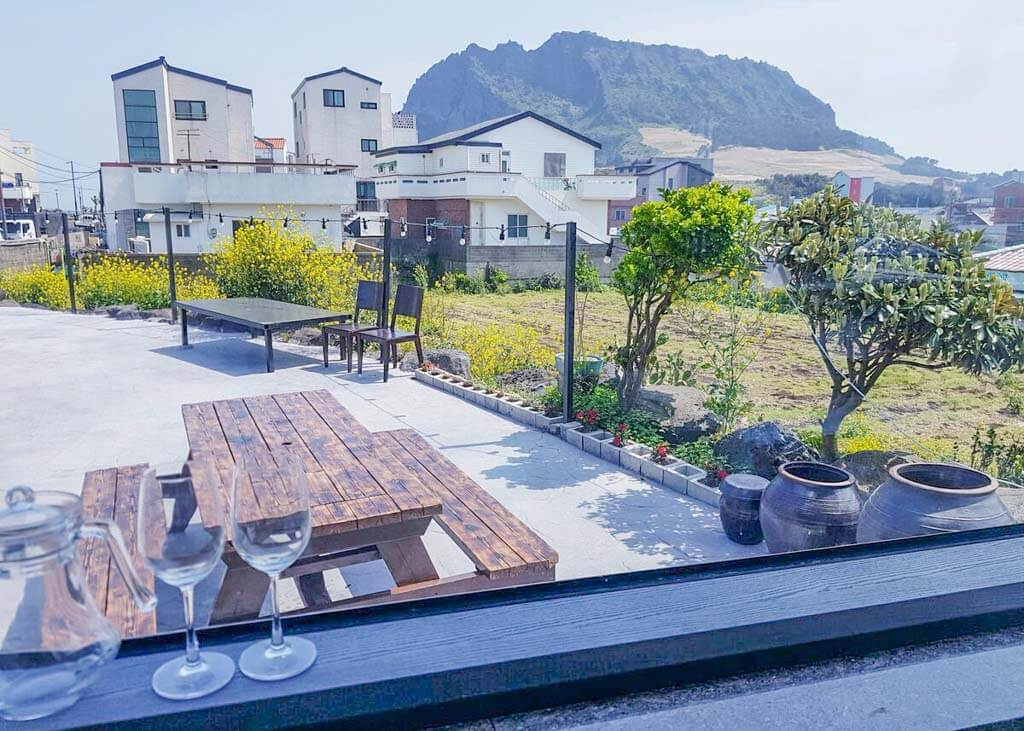 Best place to stay in Jeju Island