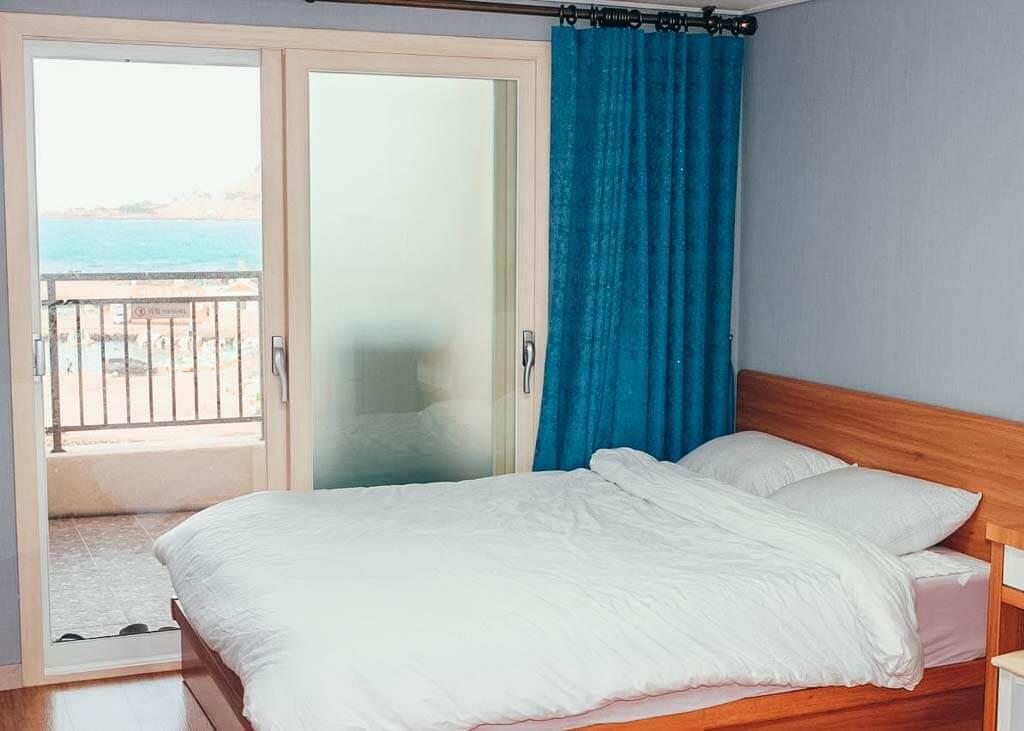 Budget hotels in Jeju