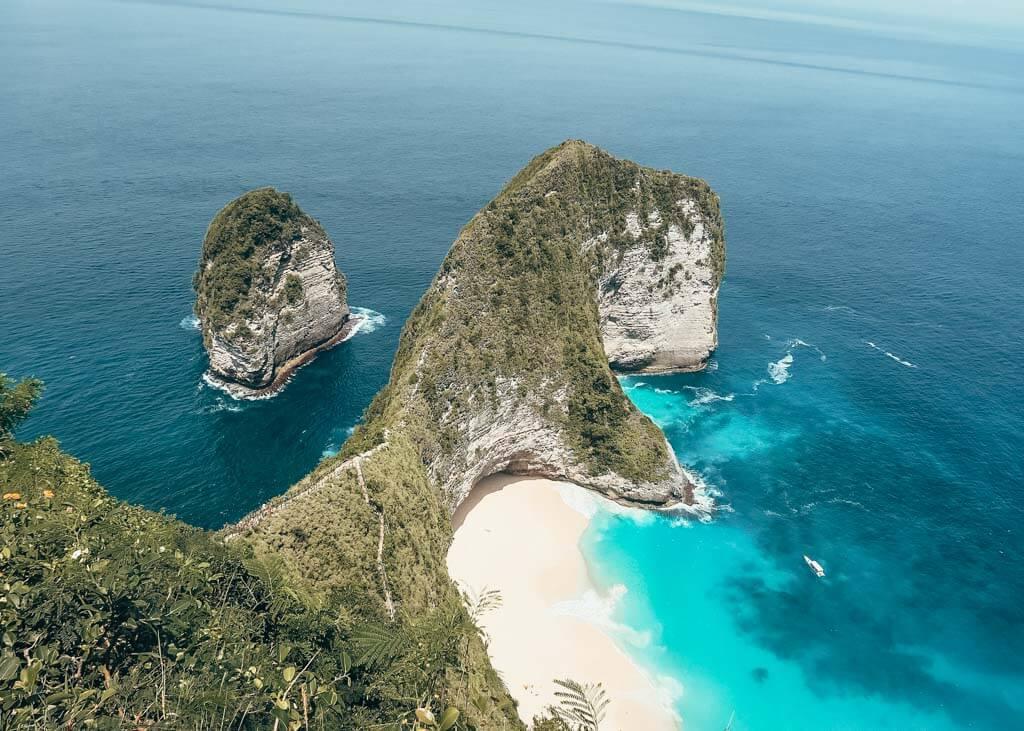 Kelingking Beach Bali Travel