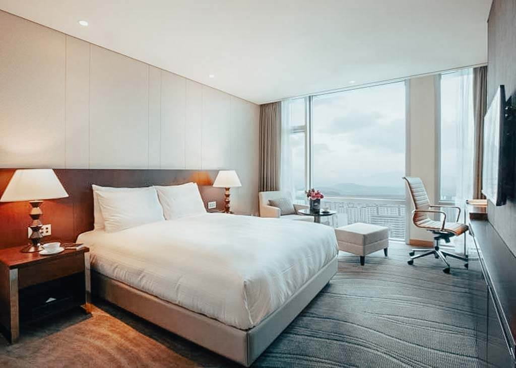 Lotte City Hotel Jeju Island