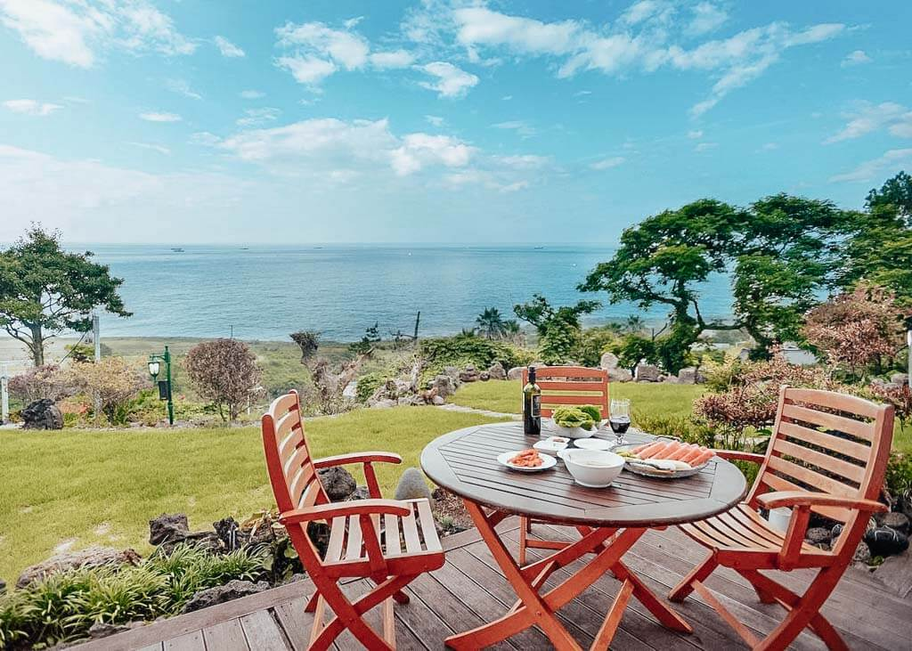 Minitel Soul accommodation in Jeju Island