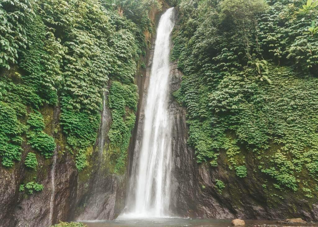 Munduk waterfalls Bali