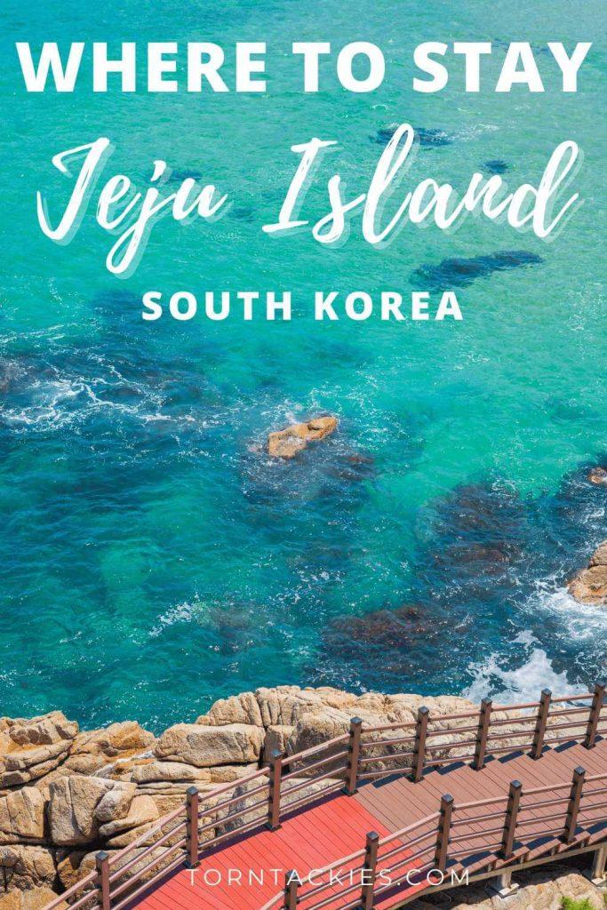 where to stay in Jeju Island, South Korea
