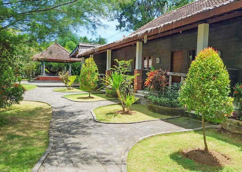 Agung Suites budget accommodation in Uluwatu