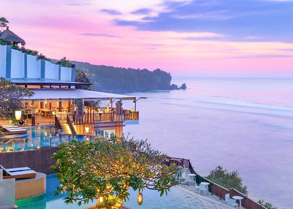 Anantara Resort in Uluwatu