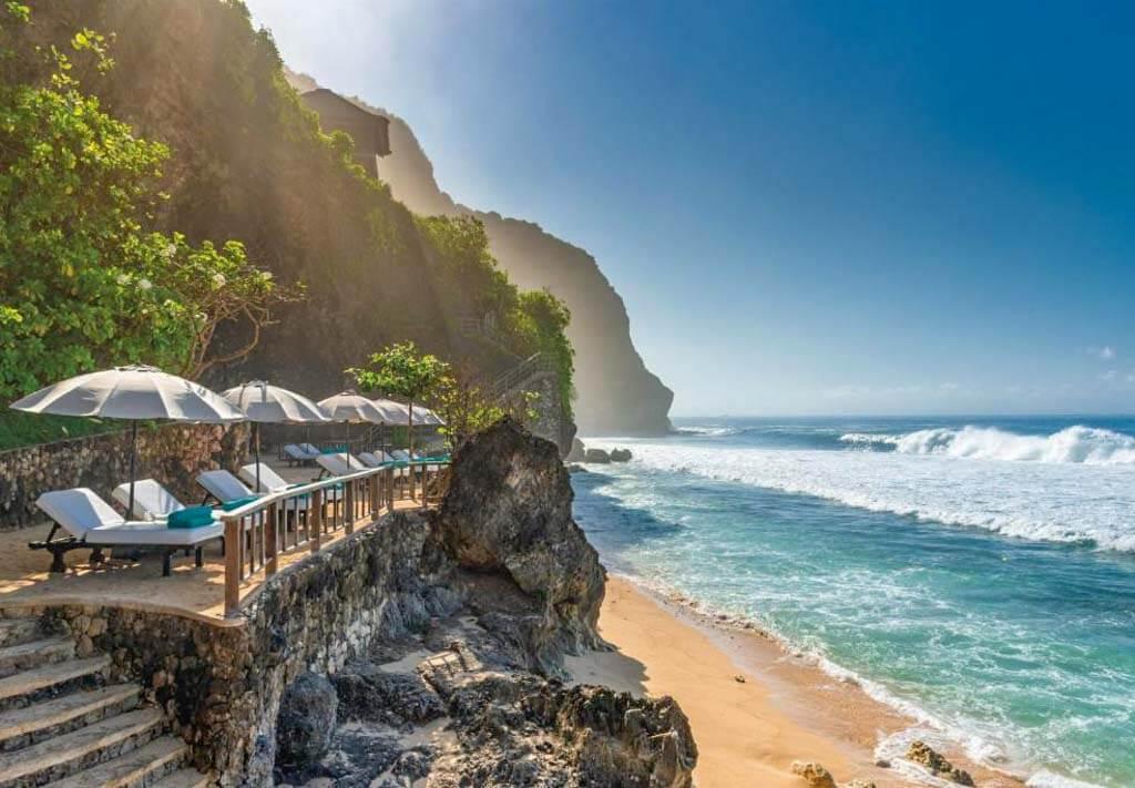 Bulgari Resort in Uluwatu Bali